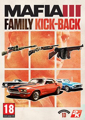 Mafia III - Family Kick-Back Pack