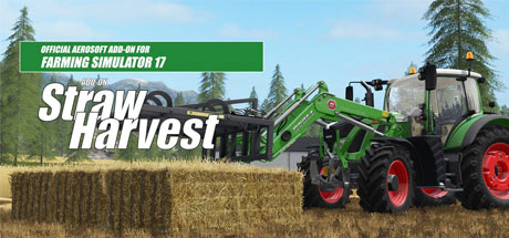 Farming Simulator 17 - Add-On Straw Harvest (DLC)