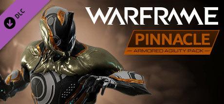 Warframe: Armored Agility Pinnacle Pack