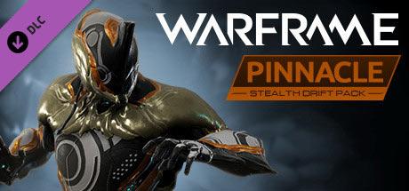 Warframe: Stealth Drift Pinnacle Pack