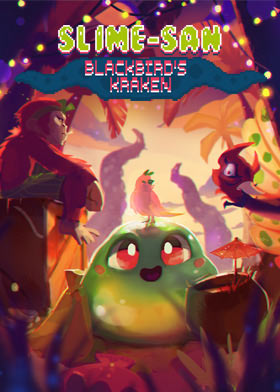Slime-san: Blackbird's Kraken (DLC)