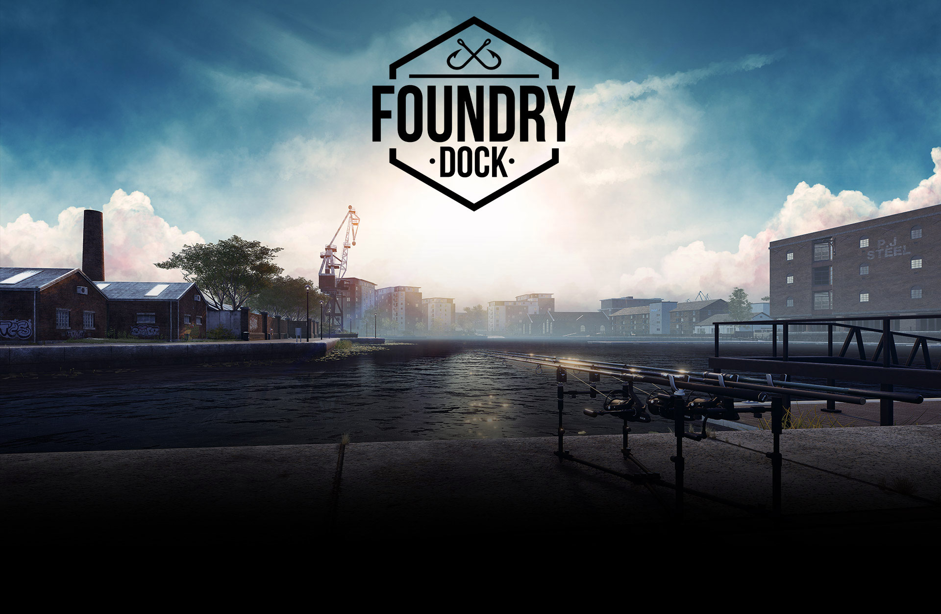 Euro Fishing: Foundry Dock (DLC)