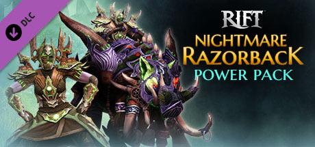 RIFT - Nightmare Razorback Power Pack