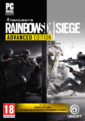 Tom Clancy's Rainbow Six® Siege - Advanced Edition