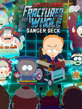 South Park The Fractured But Whole - Danger Deck (DLC1)